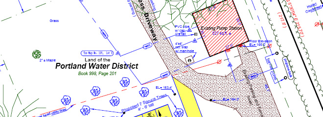 Plot, Site, & Sketch Plans - Boundary Consulting and Land